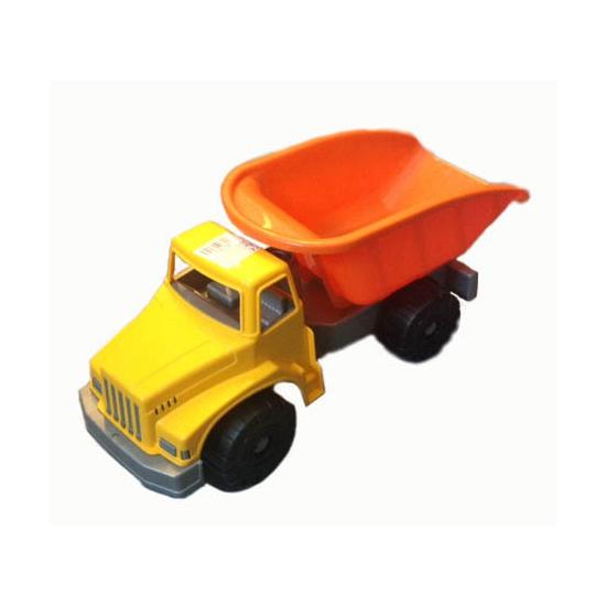 Buitenspeelgoed Geen Speelgoed kiepwagen oranje