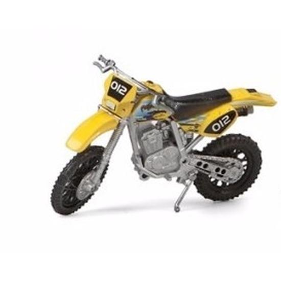Geen Speelgoed motoren in het geel Speelgoedvoertuigen
