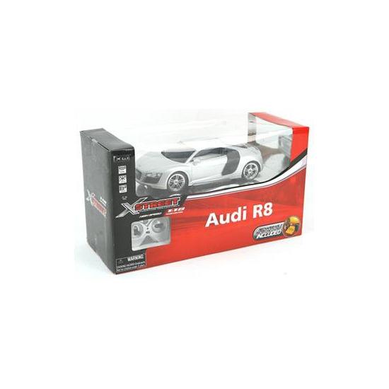 Speelgoed sport auto Audi R8 zilver Geen Speelgoedvoertuigen