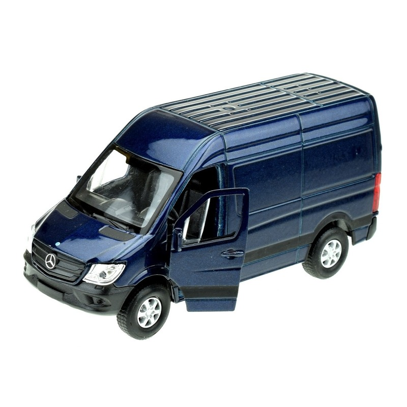 Speelgoedvoertuigen Geen Speelgoedauto Mercedes Benz Sprinter