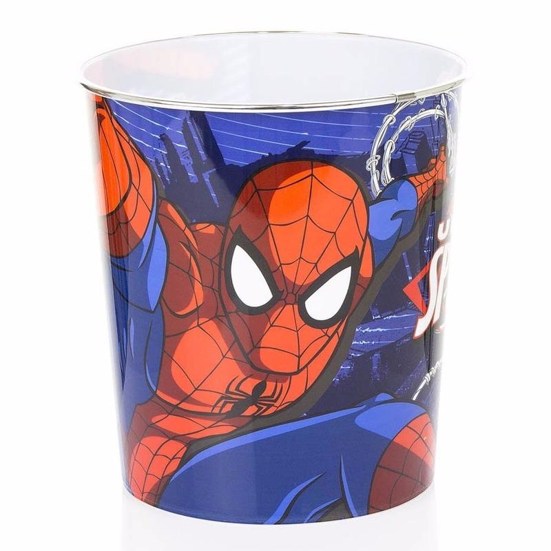 Spiderman Vuilnisbakje