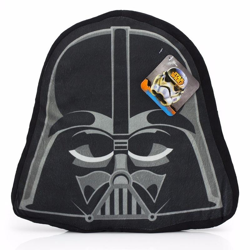 Star Wars Star Wars Darth Vader kinderkamer kussentje 33 x 35 cm Kussens