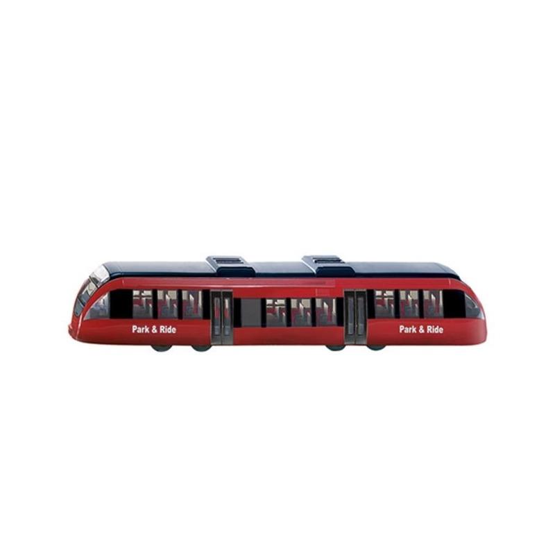 Siku Tram met bewegende onderdelen Speelgoedvoertuigen