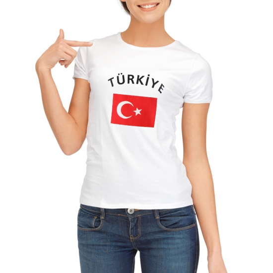 Shoppartners Landen versiering en vlaggen Koopje Dames