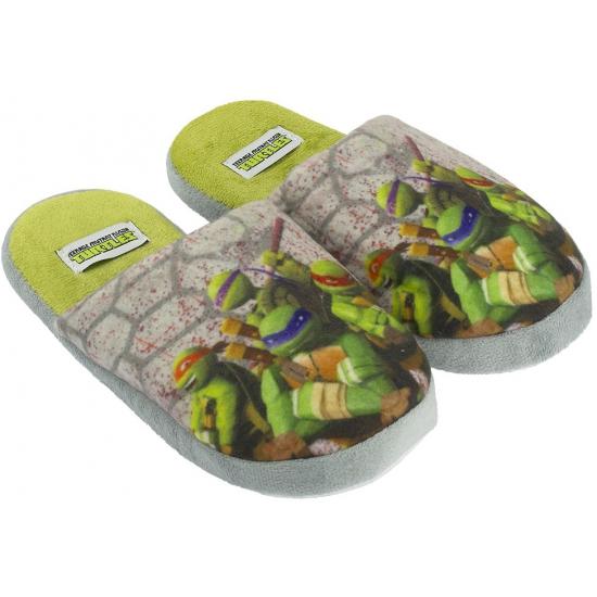 Turtles kindersloffen grijs Ninja Turtles Beste koop