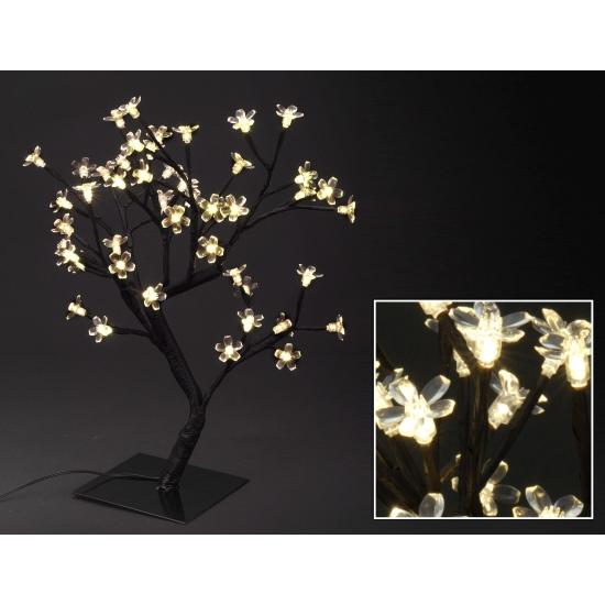 boom met led verlichting 45 cm deze verlichte boom heeft 48 led lichtjes formaat