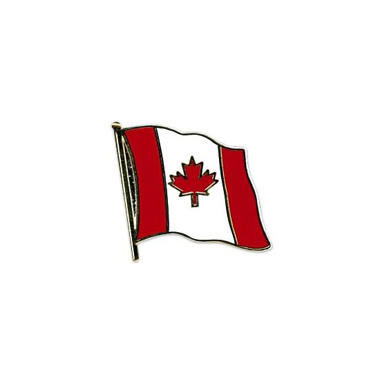 Vlag speldjes Canada Geen Landen versiering en vlaggen