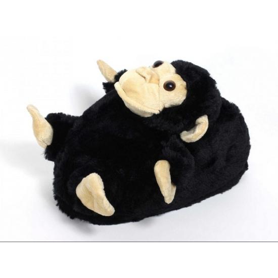 Volwassenen dieren pantoffels aap Geen Sloffen en Pantoffels