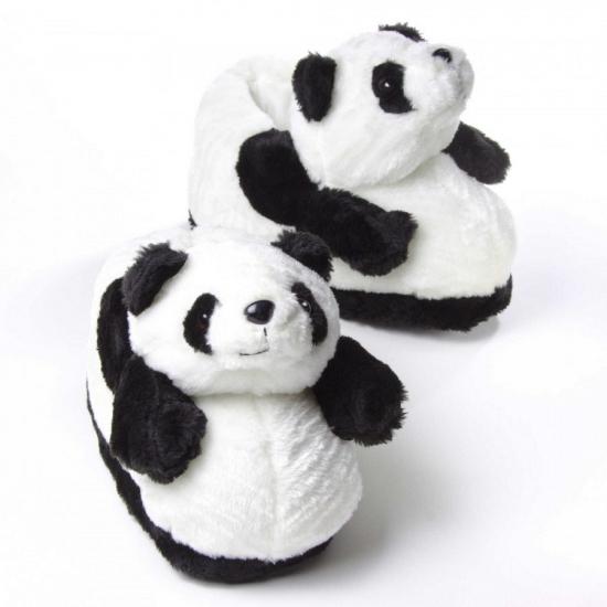 Sloffen en Pantoffels Volwassenen dieren pantoffels panda