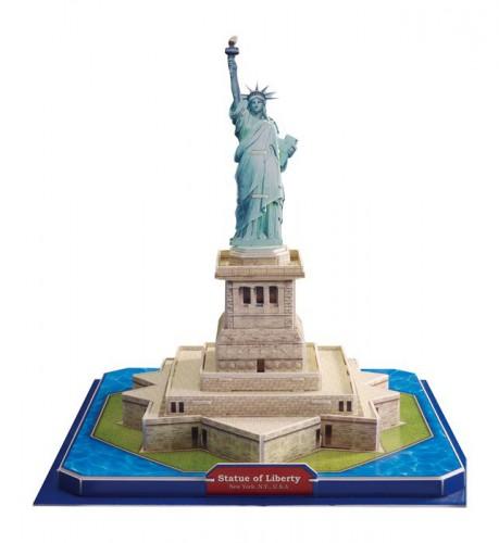 Puzzels Geen Vrijheidsbeeld driedimensionale puzzel