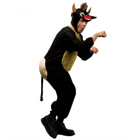 Stieren kostuum voor volwassenen. met dit stieren kostuum bent u klaar voor bijvoorbeeld elk spaans feest! ...