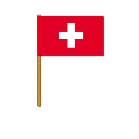 Zwitserland zwaaivlaggetjes Geen beste